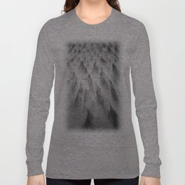 Shapes in the Sand II Long Sleeve T-shirt