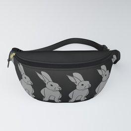 White Rabbit Fanny Pack