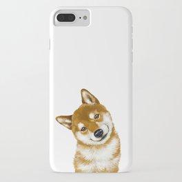 Smile Shiba Inu iPhone Case