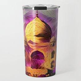 Violet Temple Travel Mug