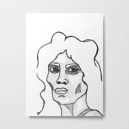 Richard Ramirez Metal Print