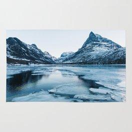 Winter in Innerdalen Rug