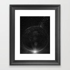 MACROCOSMOS 02 Framed Art Print
