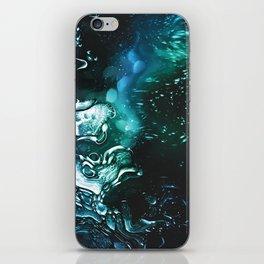 Liquid #6 iPhone Skin