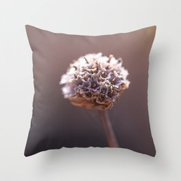 Floral Drumstick II Throw Pillow
