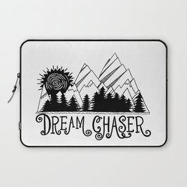 Dream Chaser, Mountain Adventure Laptop Sleeve
