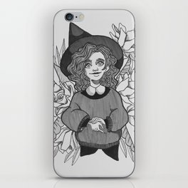 Cute Witch iPhone Skin