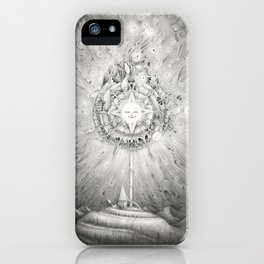 Moonlight Dream Caster iPhone Case