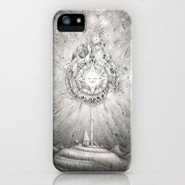 Moonlight Dream Caster iPhone Case
