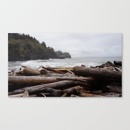 Cape Disappointment Canvas Print