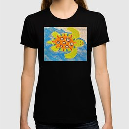 turtle cartoon T-shirt
