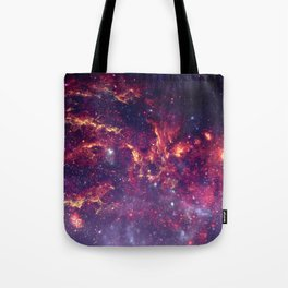 Star Field in Deep Space Tote Bag