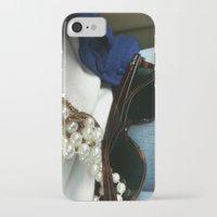 mercedes iPhone & iPod Cases featuring mercedes by jennifersupertramp