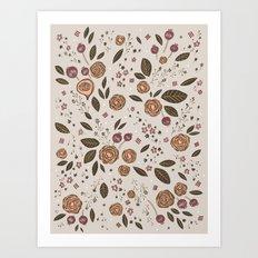 Fig Jam Art Print