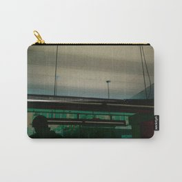 Dark Candid Carry-All Pouch