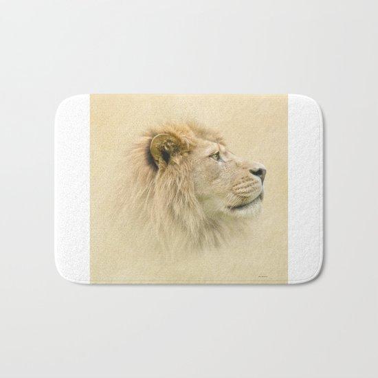 Lion II Bath Mat