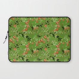 Christmas tidings Laptop Sleeve