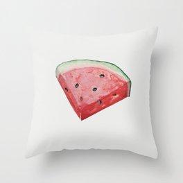 Melon Throw Pillow