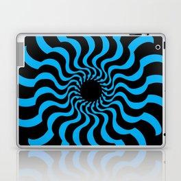 EYE 2(BLACK/BLUE) Laptop & iPad Skin