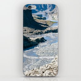 Dettifoss Canyon - Northeast Iceland iPhone Skin