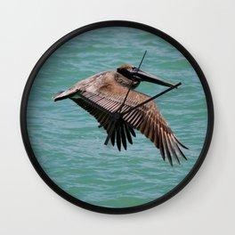 In Flight Wall Clock