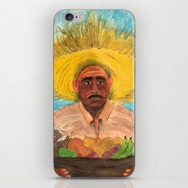 El Jibaro iPhone Skin