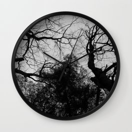 Souls of the Trees Wall Clock