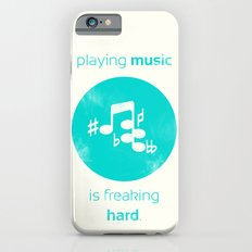 Playing Music is Freaking Hard. iPhone 6s Slim Case