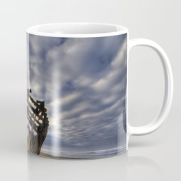 Peter Iredale Shipwreck Sunrise Coffee Mug
