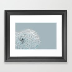 Barely There... Framed Art Print