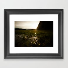 The Vast Insignificance Framed Art Print