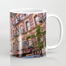 Lower eastside new york Coffee Mug