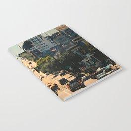 It's a Cubist's World Notebook