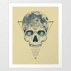 Satellite Art Print