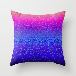 Glitter Star Dust G248 Throw Pillow