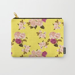 Belle Roses Carry-All Pouch