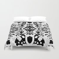 philosophy Duvet Covers featuring philosophy by BUBUBABA