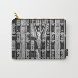 Deco Lady Carry-All Pouch