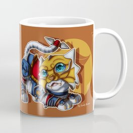 Shado-Pan Tiger Coffee Mug