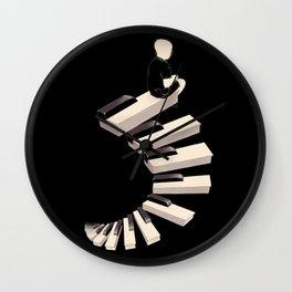 endless tune Wall Clock