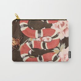 guccii snake Carry-All Pouch