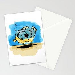 Randy the Oranda  Stationery Cards