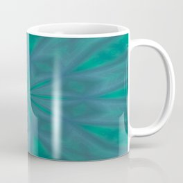 Aurora In Jade and Blue Coffee Mug