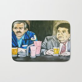 Cheers to Cliff and Norm Bath Mat