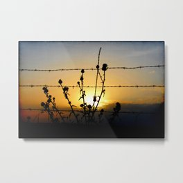 The Cheap Seats Metal Print