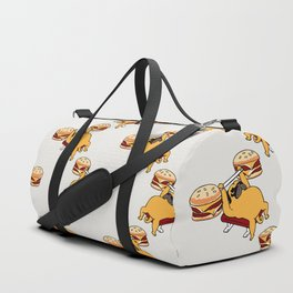 Double Cheeseburger Monday Duffle Bag