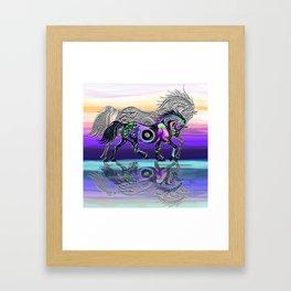 Spirit Horse Framed Art Print