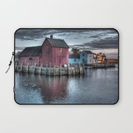 Dawn at Motif Number 1 Laptop Sleeve