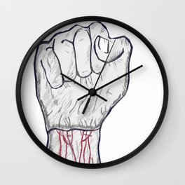 ddd Wall Clock