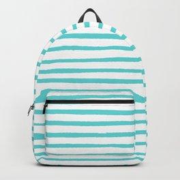 Nautical Stripes Backpack